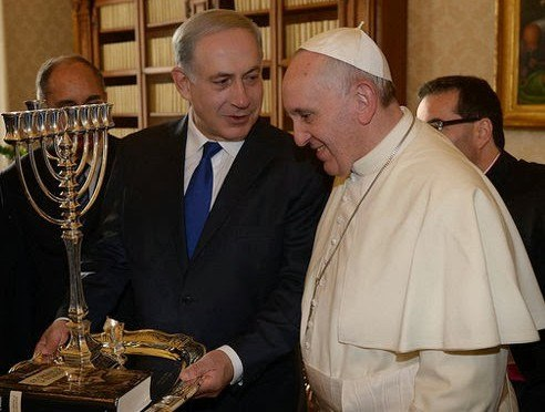 netanyahu_lectures_the_pope_on_racial_animus